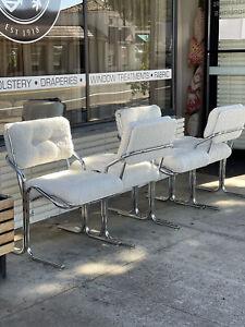 70's Vintage Mid-Century Modern Jerry Johnson Arcadia Chairs