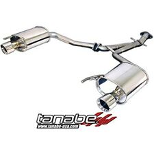 Tanabe T70113A Medalion Touring Exhaust System for 06-11 Lexus IS250 2WD / AWD