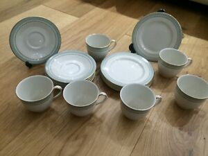 "Royal Doulton ""Berkshire"" Pattern Dinner and Tea Set"