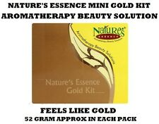 1 PACK OF NEW NATURES ESSENCE MINI GOLD FACIAL KIT HELP TO CLEAN DEAD SKIN CELL