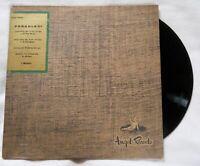 I Musici-Pergolesi Concertinos 5,6, Sonata & Sinfoinia-Angel 35252-EX English LP