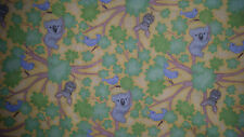 Brand New Australian Animal Print Fabric