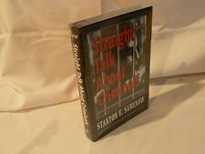 Straight Talk About Criminals by Stanton E. Samenow (hardcover, Brand New)