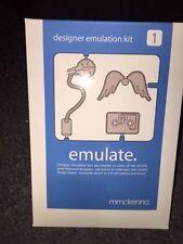 designer emulation kit Lucellino - Ingo Maurer Arco - Flos Tizio -  Toio Miss K