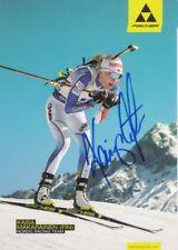 Kajsa Mäkärainen: WM 1.+2.2011, WM 3.2012,2015,2016,2017 Biathlon FIN