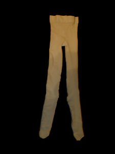 """Gently Worn Hanes Size S """"Perfect Nudes"""" Sheer to Waist Brown Shiny Hose"""