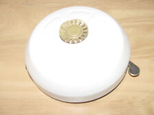 Vulcan Autosonic Mark 60 Wind Up Bell Heat Fire Alarm White Thermostat Activated