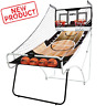 2 Player Arcade Basketball Game 4 Balls Sports Indoor Electronic Shot Hoops LED