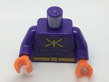 Lego Super Heroes Minifigure Torso Killer Moth (76054) #SH25