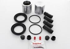 Para VW Sharan 2001-2010 Delante L&R Kit de Reparación la Pinza Freno + Pistones