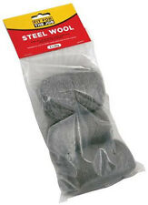 FFJ Steel Wool Pack of 3 x 30 Grams. 1 x Fine 1 x Medium 1 x Coarse (MRP)