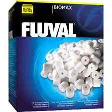Fluval Biomax Bio Anillos 1100 G filtración biológica, Anillos De Cerámica Acuario medios de comunicación