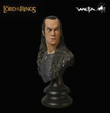 Sideshow Weta Buste Elrond seigneur des anneaux lotr bust