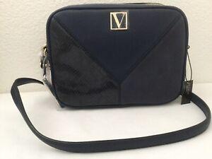 NWT Victorias Secret Limited Edition Top Zip CrossBody Shoulder Bag MSRP$58