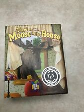 There's a Moose in the House - card game - Gamewright