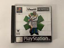 Theme Hospital Playstation 1 Spiel ps1 | inklusive Handbuch