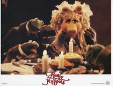 KERMIT THE FROG THE MUPPETS CHRISTMAS CAROL 1992 VINTAGE LOBBY CARD ORIGINAL #6