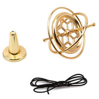New Original Metal Gyroscope Spinning Educational Science Toy Gadget Shan