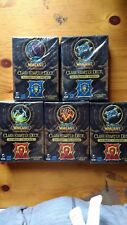 Warcraft TCG 1st Ed Class Starter Decks - Alliance Druid or Priest - ONE DECK