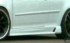 VW Golf 4 + Bora  XTR Seitenschweller Schweller Spoiler Side Skirts