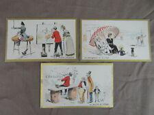 CHROMOS / CHROMO trade cards CHOCOLAT DE L UNIVERS vers 1900 : PEINTRES PHOTOGR.