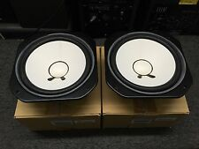 pair old stock Yamaha NS10M Woofer Brand New NS10 NS 10M speaker/JA1801 //ARMENS