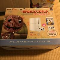 Little Big Planet Dream Box PS3 SONY HDD 80GB White CEJH-10004 From Japan F/S