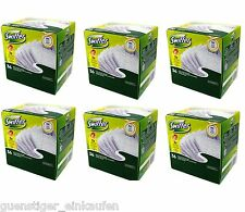 6 x Swiffer Anti Dust Cloths for Floor Mop 36 Pieces Tea Towels Floor Cloths