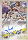 2018 Topps Gypsy Queen Baseball Part 3 Auutographs Parallels Variations Inserts