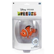 New Pixar Collection Nemo Deluxe Action Figure Real Swimming Disney Official