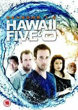Hawaii Five-0 Season 1-5 5014437603531 With James Caan DVD Region 2