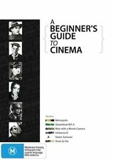 A Beginner's Guide To Cinema (DVD, 2014, 7-Disc Set) BRAND NEW/SEALED .. R 4