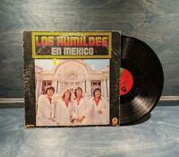 Los Humildes - En Mexico - 1979 - LP