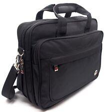 """Housse sac bandoulière sacoche cartable ordinateur portable PC  Nylon 17"""""""
