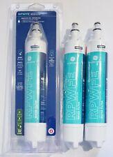 3 Lot Genuine GE RPWFE Refrigerator Water Filter
