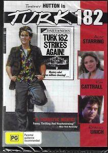 Turk 182 -   Timothy Hutton Kim Cattrall New Sealed DVD