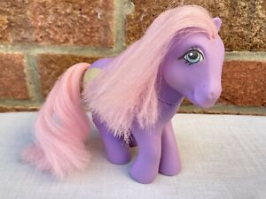 G1 MY LITTLE PONY European Cookery Pony NICE 'n' SPICY Vintage MLP 1980's Hasbro