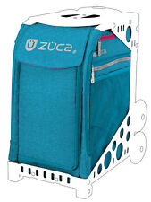 NEW Zuca Skating Bag - Beachy Blue Heather - Insert Only - Frame Not Included