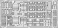 Eduard #72596 1/72 Dornier Do 17Z Bomb Bay Detail Set for Airfix A05010 kit