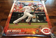 2015 Cincinnati Reds Topps Jay Bruce Poster! Kids SGA! New! Nice! 16 X 20!