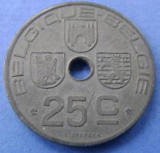 Belgie - Belgium 25 centimes 1946 FRA-NED - KM# 131