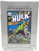 The Incredible Hulk Volume 13 Marvel Masterworks HC Hard Cover New Sealed