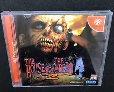 House Of The Dead 2 For Japanese Sega Dreamcast System  *USA Seller*