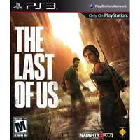 The last of us ✅✅ Play Station 3 ✅  Dr.Technology ✅ Amazing Game  ✅✅  PS3