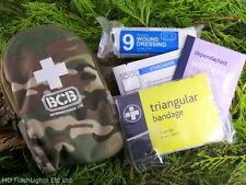 BCB MULTICAM Camouflage PERSONAL KIT PRONTO SOCCORSO Bushcraft Sopravvivenza ESCURSIONI SCOUT
