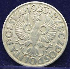POLAND, Vintage 1923   20 CROSZY COIN, Extra Fine Circulated, VERY NICE COIN