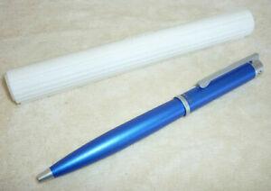PELIKAN TECHNIXX Kugelschreiber K99 matt blau - unbenutzt + Etui