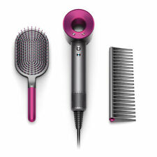 Dyson Official Outlet - Supersonic Hair Dryer with Paddle Brush and Comb, Brand