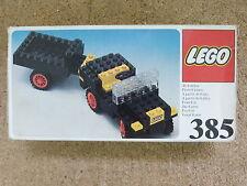 Caja Lego Jeep Negro ref.385