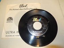 NICOLE  et maintenant /  a quoi ca sert l'amour DOT   vinyl 45